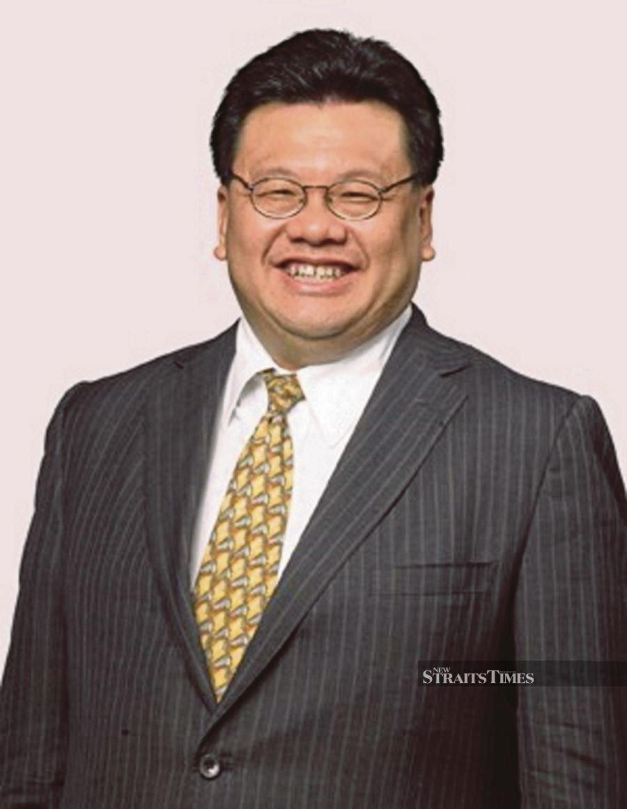 Datuk Mark Yeoh.