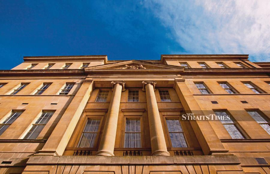 The Gainsborough Bath Spa in Bath is among the five luxury hotels in the United Kingdom that will be injected into YTL Hospitality REIT's portfolio this year.