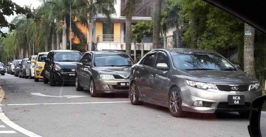 Daily traffic crawl on sole access road a major problem | New