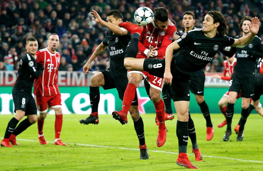 Bayern Gain Revenge But PSG Win Group New Straits Times