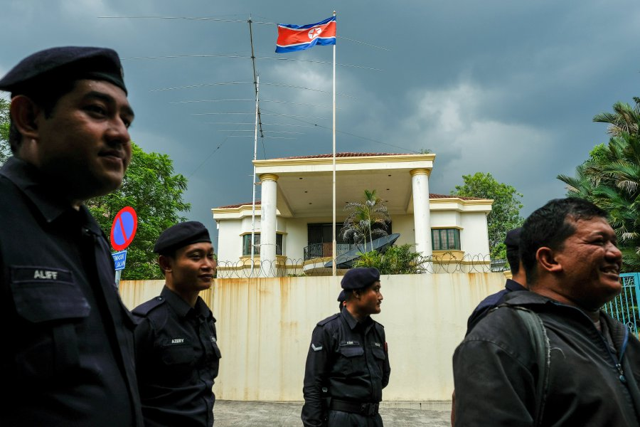 Kim Jong-nam murder: New North Korea suspects named