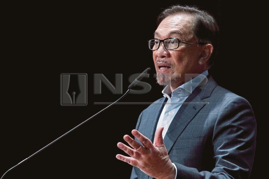 The PKR Congress which was scheduled to start on Friday is seen as a significant milestone for Anwar Ibrahim who makes a return as president of the party he founded in 1998. NSTP/ASYRAF HAMZAH