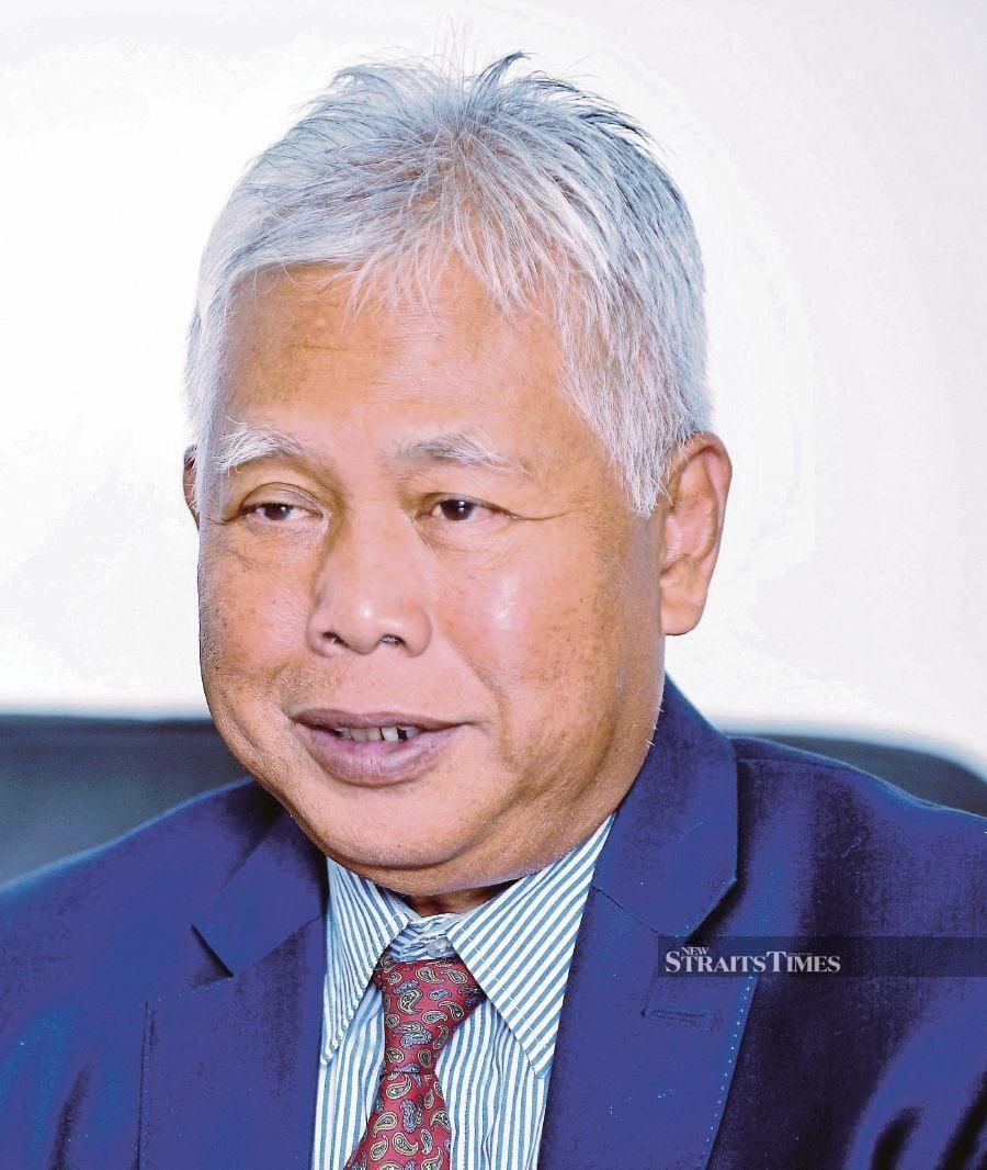 certification of TVET workers- Datuk Shamsuddin Bardin