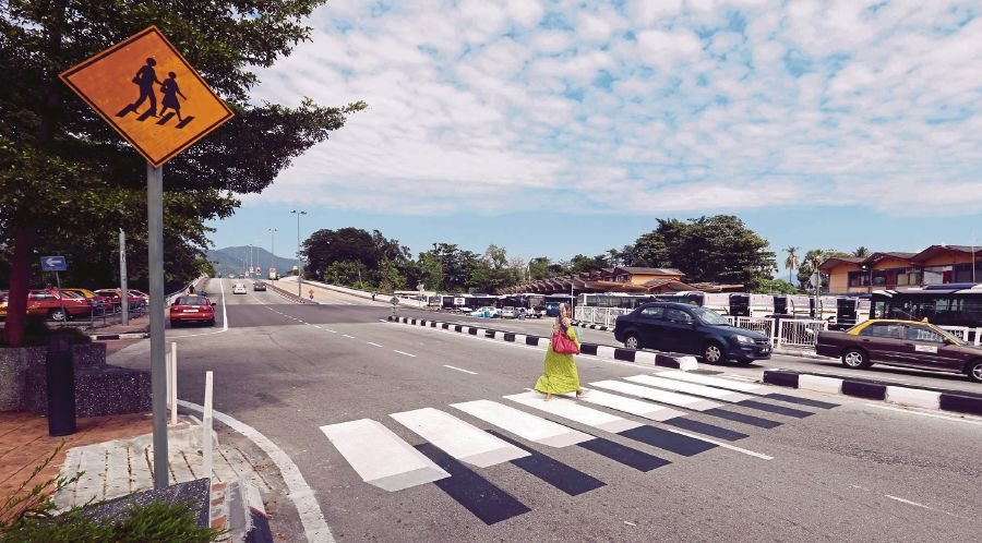 Dbkl To Install More Speed Humps And Zebra Crossings Near Schools
