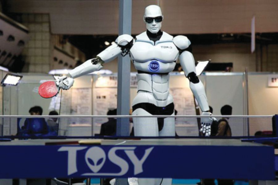 Are Advances In Robotics A Threat To Humans New Straits Times