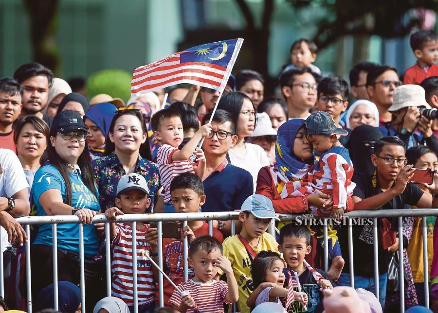 Malaysia is good today, tomorrow it is the better Malaysia.