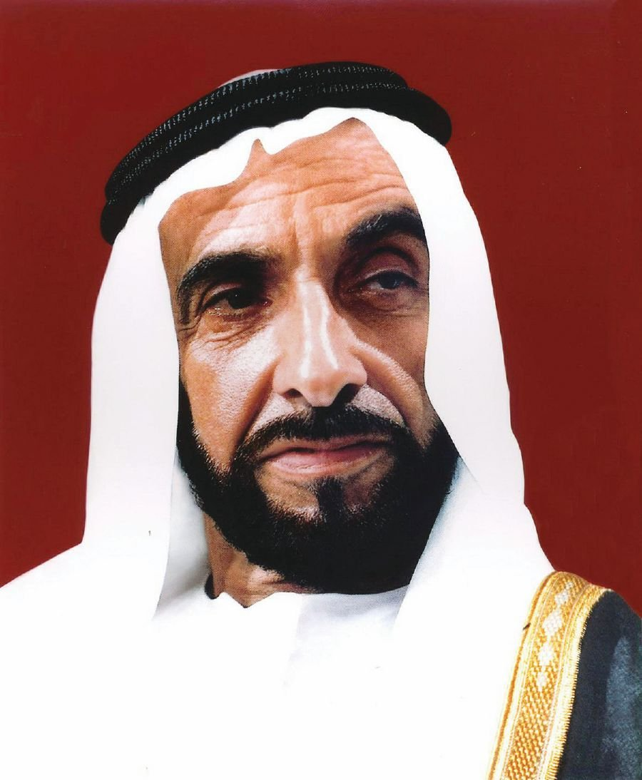 """Sheikh Zayed Sultan Al Nahyan: """"We cherish our environment because it is an integral part of our country."""""""