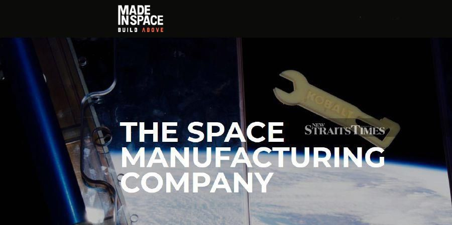 Made in Space.
