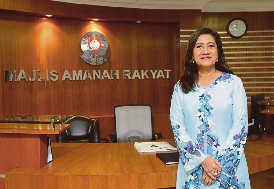 Majlis Amanah Rakyat (Mara) chairman Dr Hasnita Datuk Hashim says students must be equipped with relevant skills to secure the jobs of the future. -NSTP/Aziah Azmee