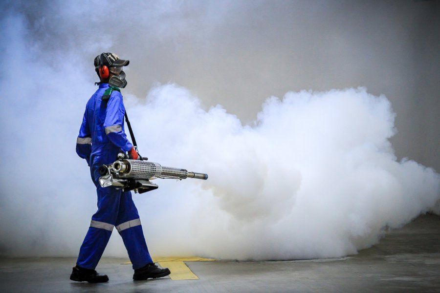 A total of 9,072 dengue cases have been reported as of last Feb 24, compared to 14,513 cases in the corresponding period last year. Pix by Asyraf Hamzah