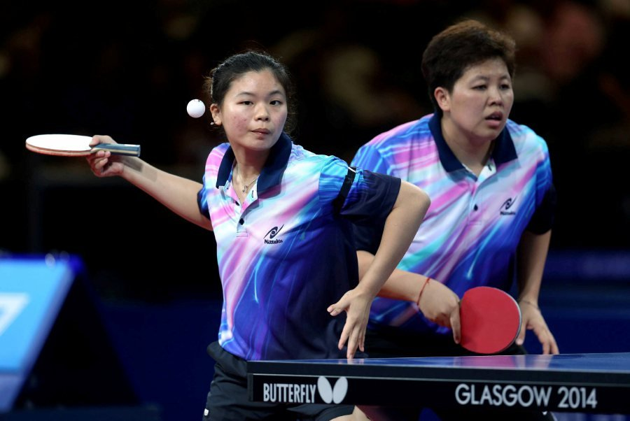 Malaysia s table tennis campaign in the Commonwealth Games men s and  women s team competitions came to an expected end today. (File pix) 2d4673482b05