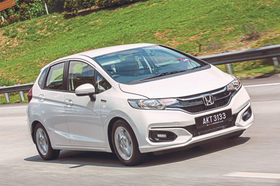 Sweet Music From Honda Jazz Sport Hybrid New Straits Times