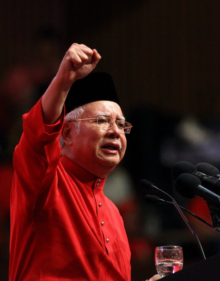 Najib condemns United States recognition of Jerusalem as Israeli capital