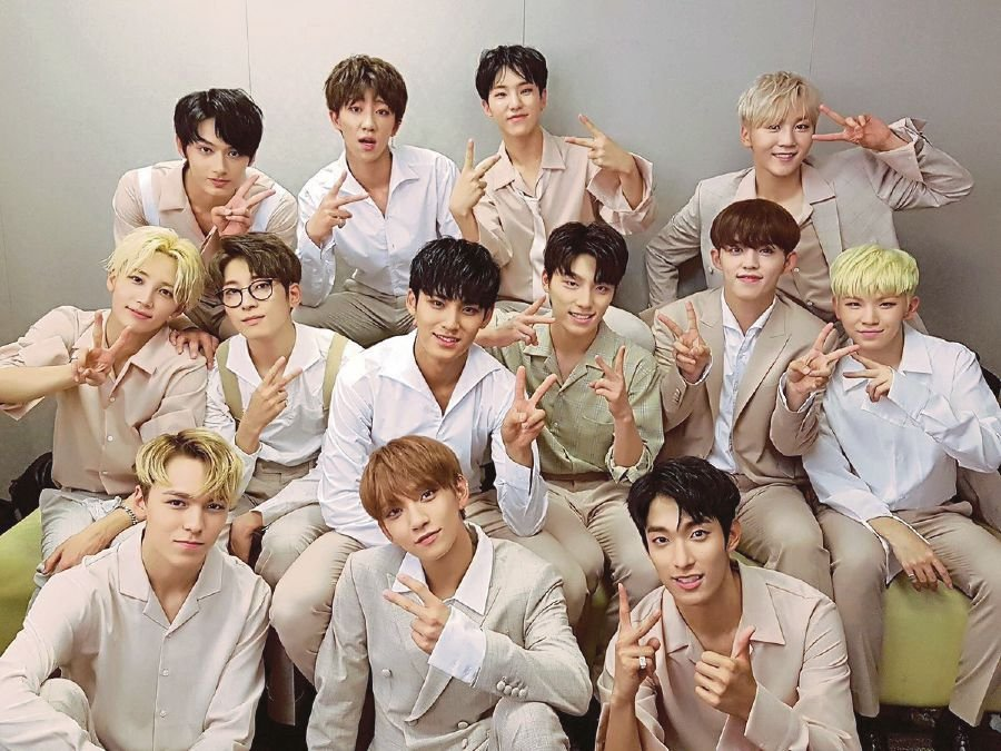 SEVENTEEN To Hold First Ever K-Pop Answer Time On Tumblr