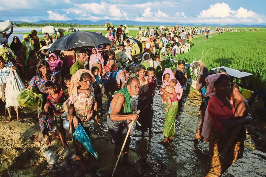 Myanmar Rejects UN Criticism Over Rohingya Muslim Crisis