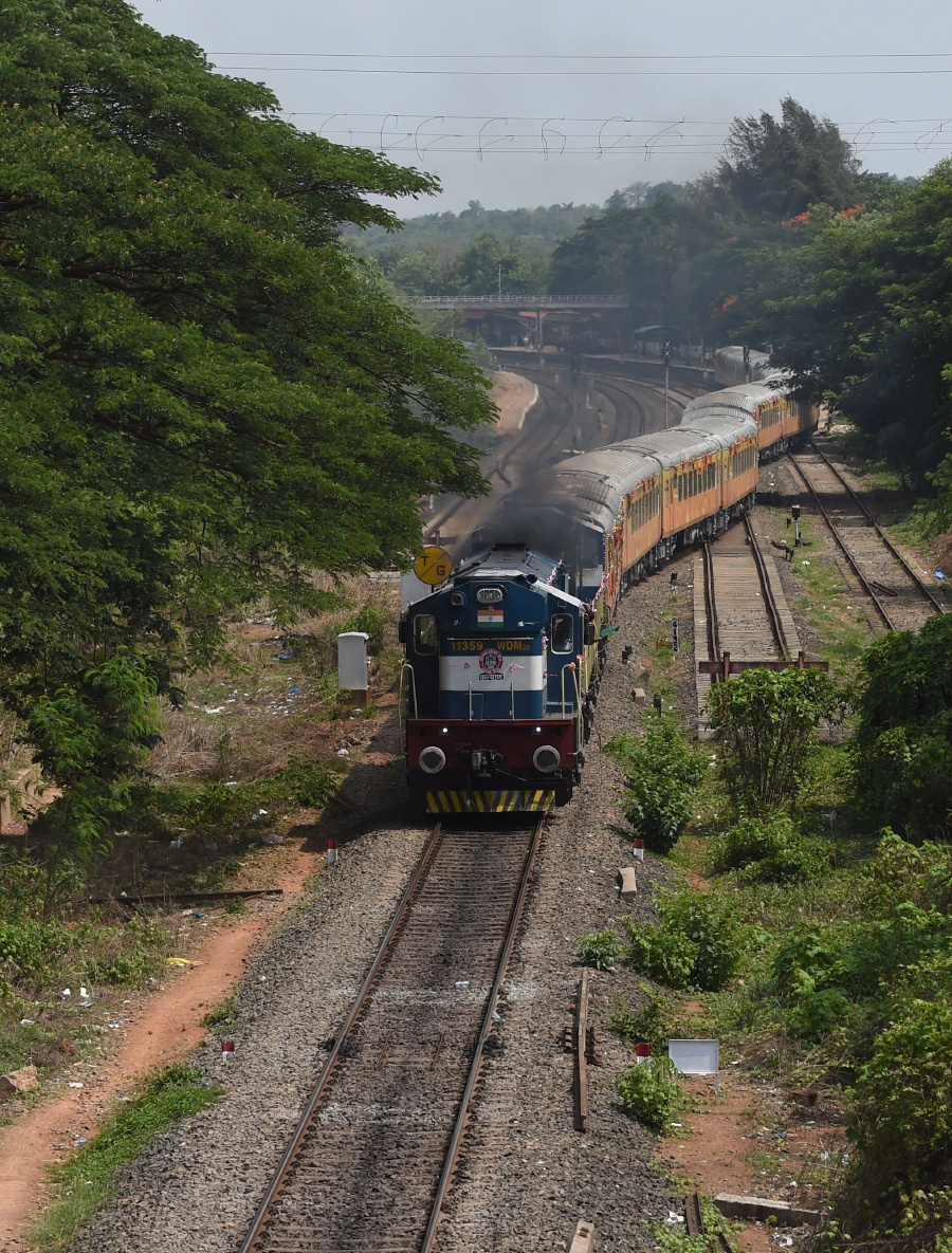 India to seek Malaysian expertise in modernising train