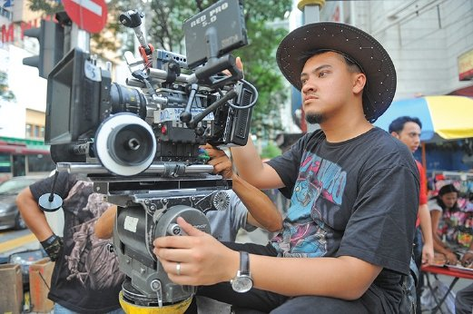 Syafiq faced challenges completing Desolasi.