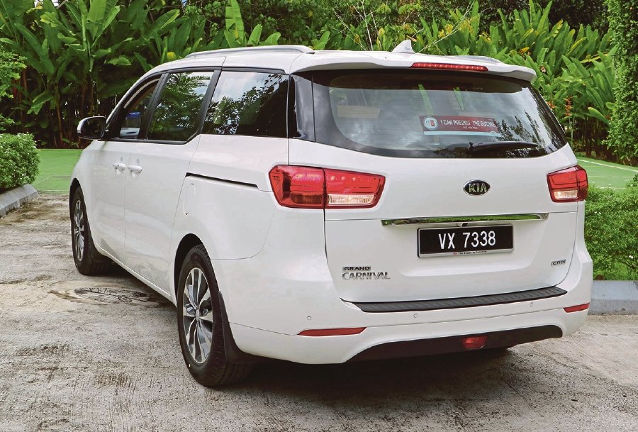 Driving In Grand Comfort New Straits Times Malaysia General