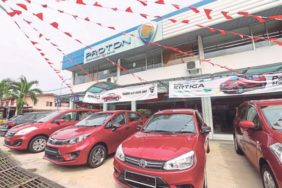 Will Car Showrooms Be Obsolete In The Future New Straits Times - Car showrooms