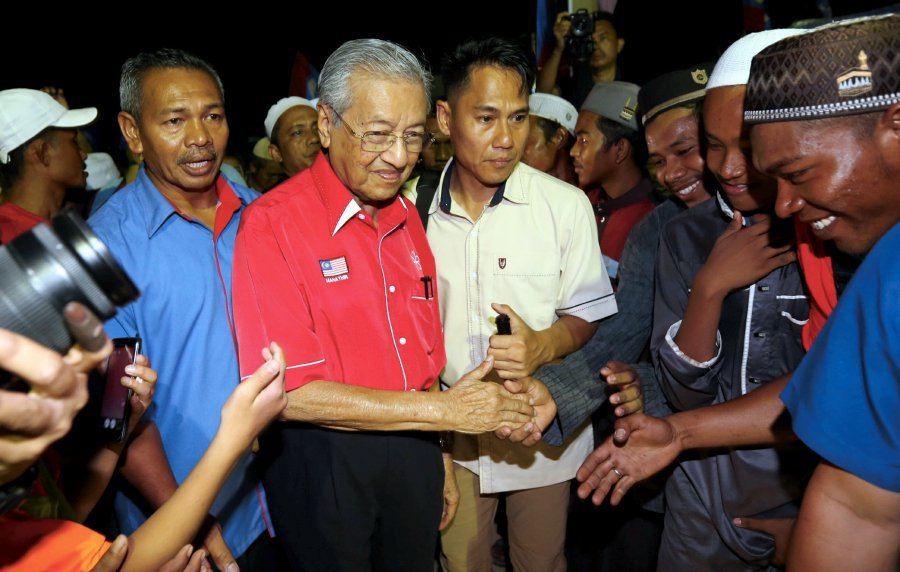 Malaysia's Najib to face toughest election yet on Wednesday