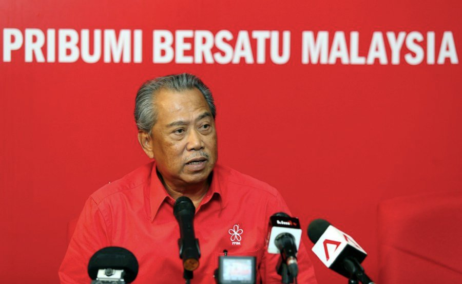 Image result for muhyiddin yassin