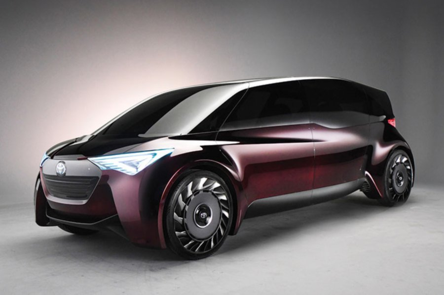 Toyota To Unveil Fuel Cell Concept Car New Straits Times