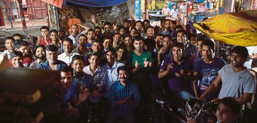 Bright future for Indian mass  media - New Straits Times Online