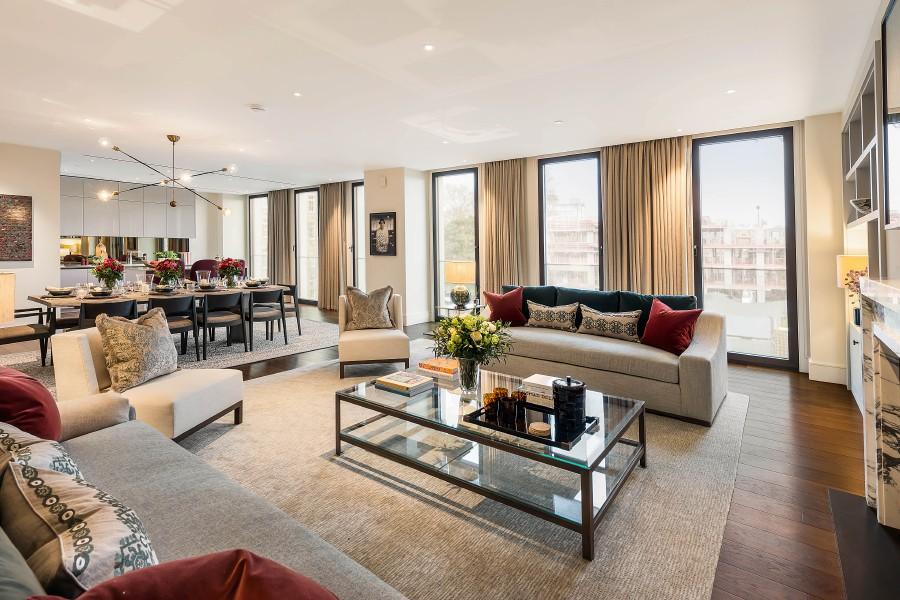 100 Sydney Street offer stylish homes. Photo courtesy of DCA