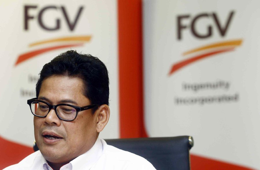 Zakaria to resume duties as FGV president and CEO