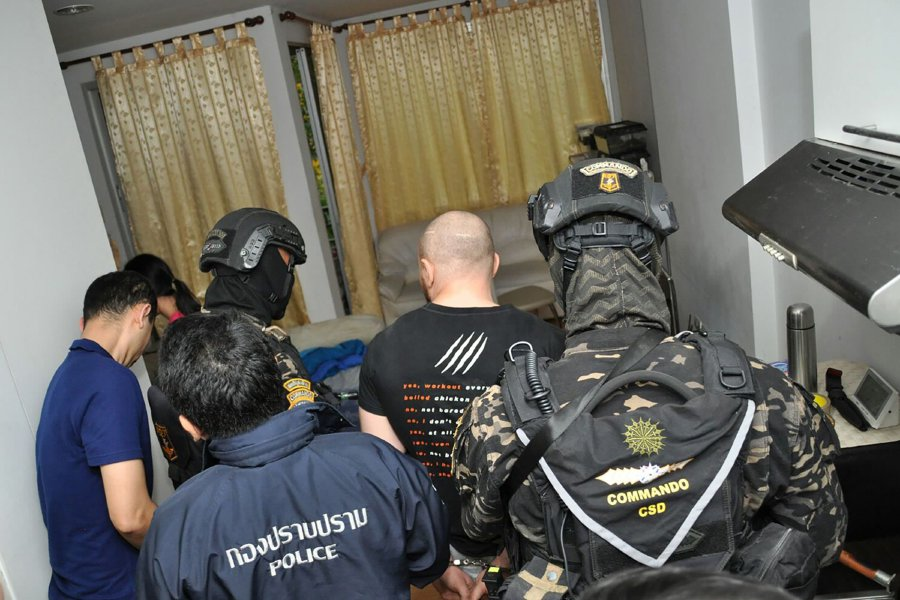 Bangkok to Extradite Russian Dark Web Fraud Suspect
