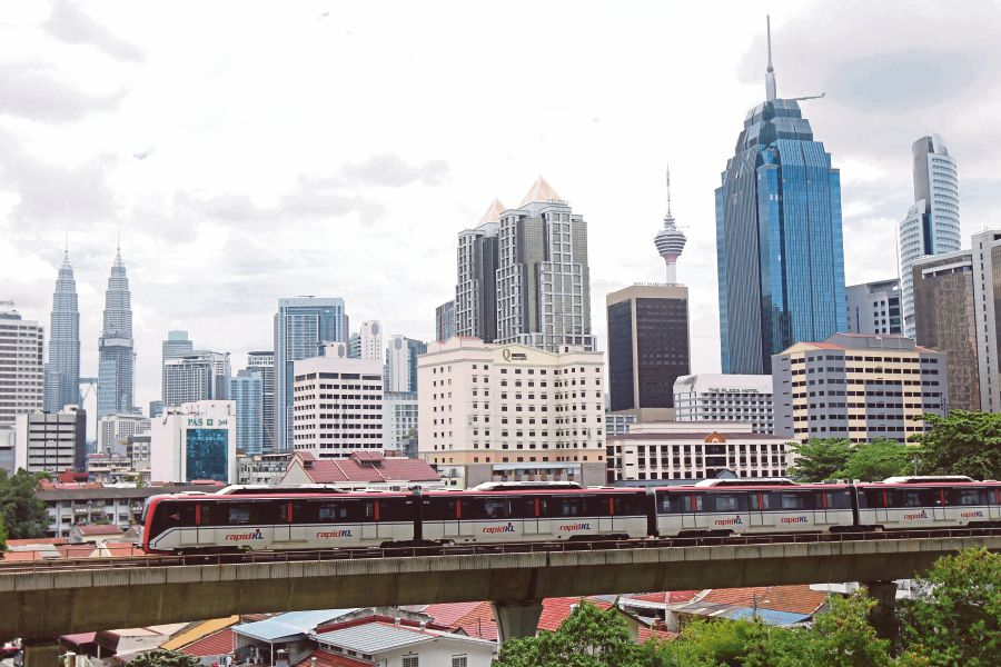 The government's aspiration to turn Malaysia into the new Asian Tiger can be achieved sooner than 2030. FILE PIC