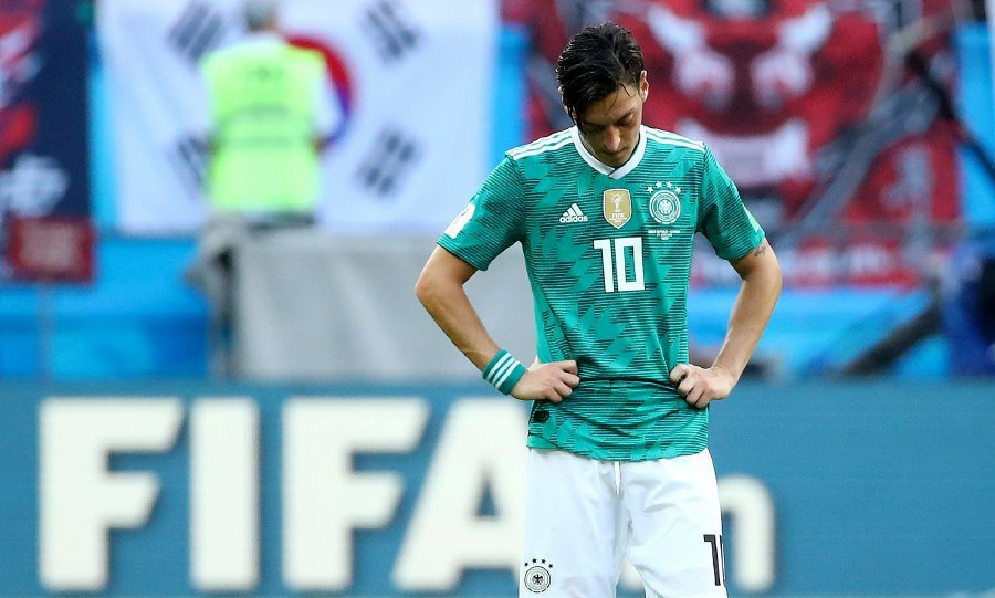 Scapegoat' Ozil should quit German team, says father | New