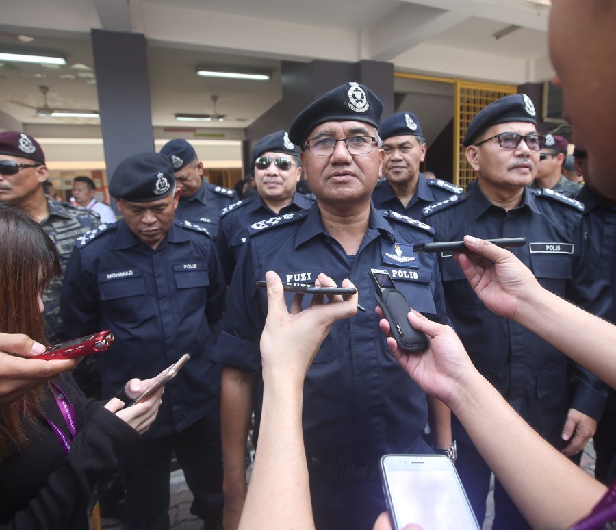 Ge14 Malaysia: IGP To Malaysians: Be A Gentleman And Accept GE14 Results