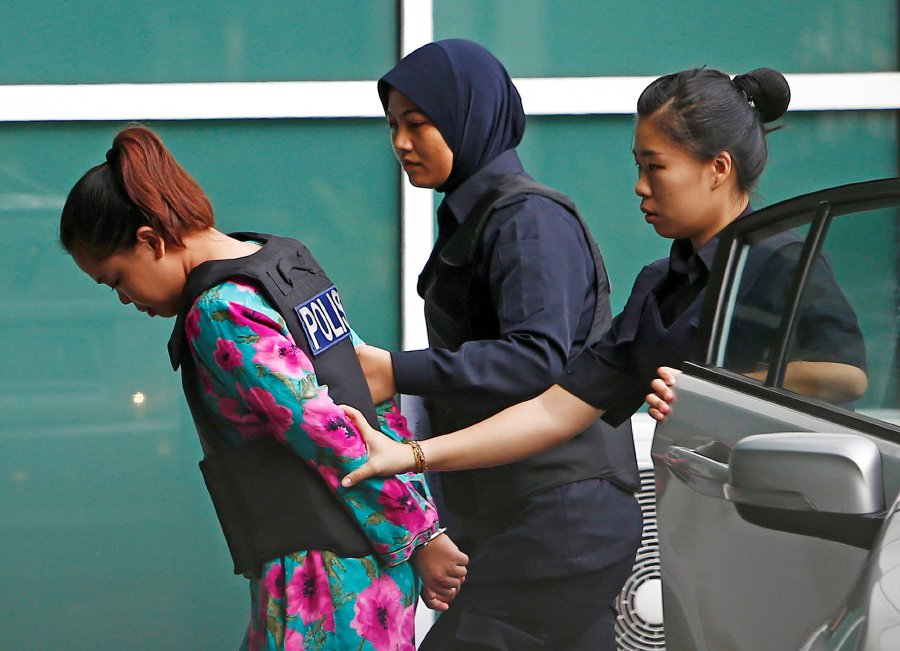 Malaysian Police Investigator Names Four Other Suspects in Kim Jong Nam Murder