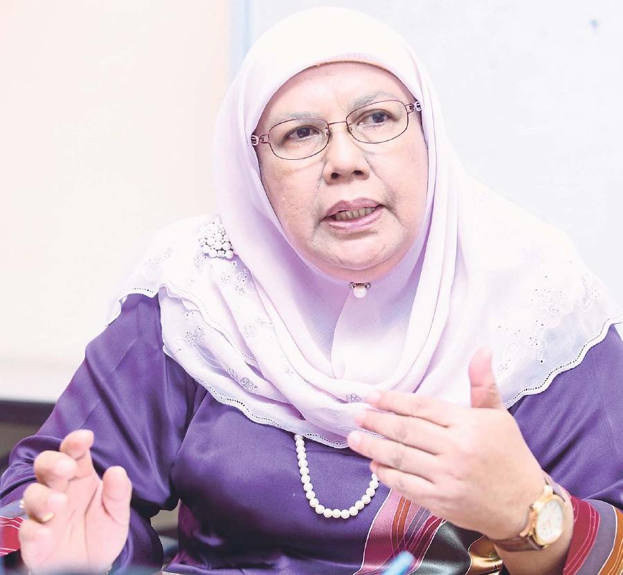 National STEM Movement chairman, Datuk Professor Dr Noraini Idris