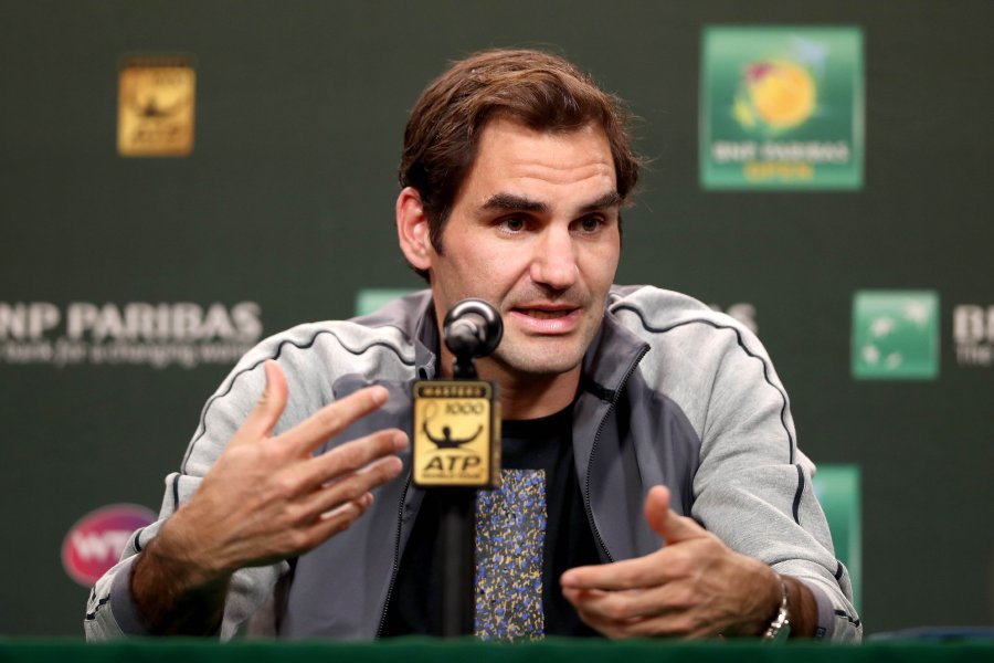 Federer, Nadal, Djokovic Warned Their Dominance Of Men's Tennis Is Ending