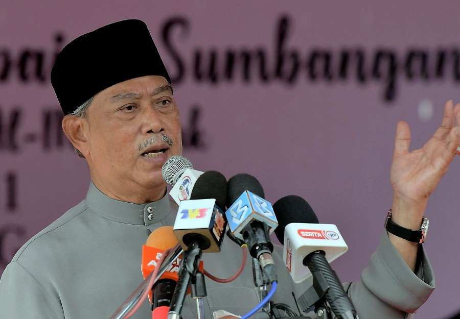 Prime Minister Tan Sri Muhyiddin Yassin said Malaysia will continue to stand in solidarity with the people of Palestine in the wake of the Israeli aggression. - Bernama Pic