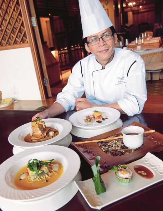 Malay Cuisine With A Western Touch