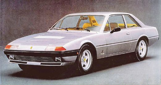Ferrari Type F101 - a very 70s coupe | New Straits Times | Malaysia