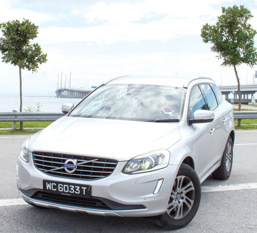 Volvo's 'just Right' Mid-sized SUV