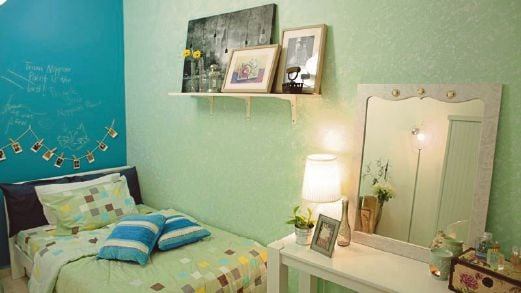 nippon paint bedroom colors colour my space new straits times malaysia general 16537