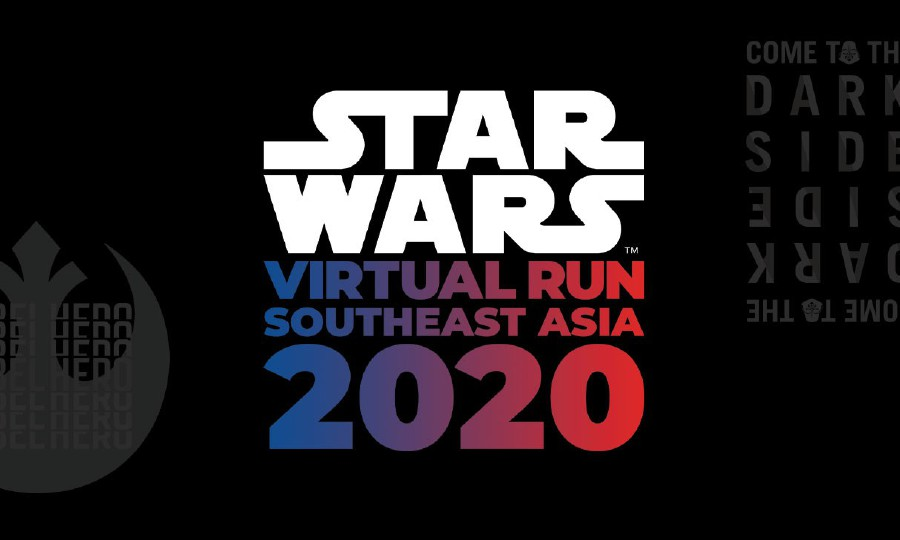 A virtual run for fitness and Star Wars fans.