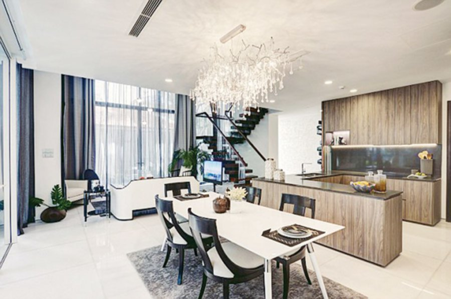 Serenity Sky Villas: Ideas For Luxury Homes
