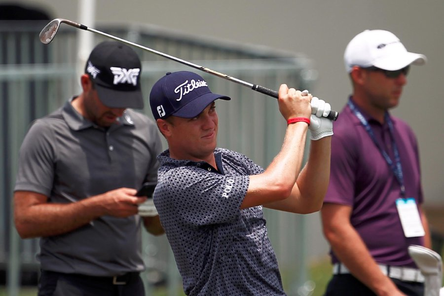 Thomas hopes for CIMB Classic hat-trick