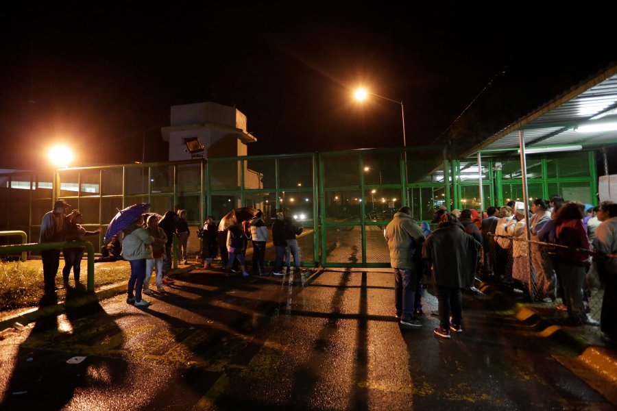 13 dead, 8 wounded in prison riot in Northern Mexico