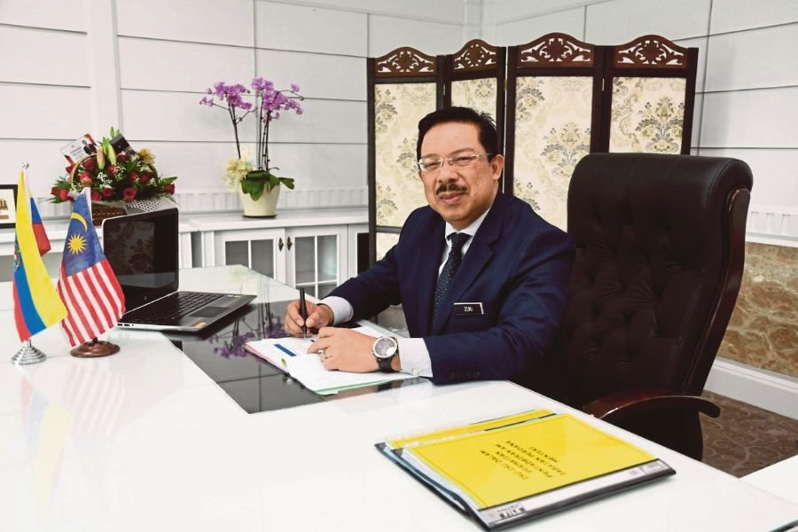 Datuk Seri Mohd Zuki Ali says    the government is considering continued implementation of the  work-from-home model  in the public sector under the new normal.