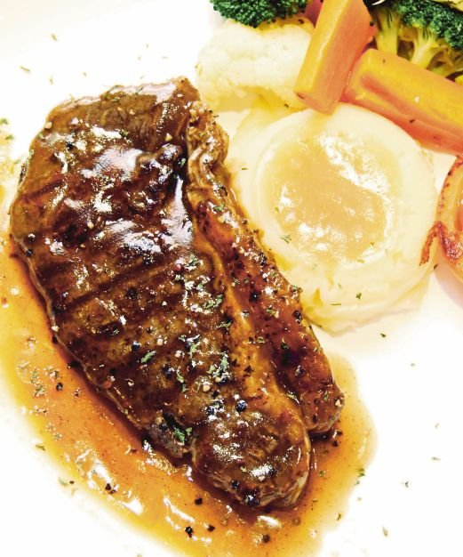 Beef, fish dishes from Kenny Rogers | New Straits Times ...