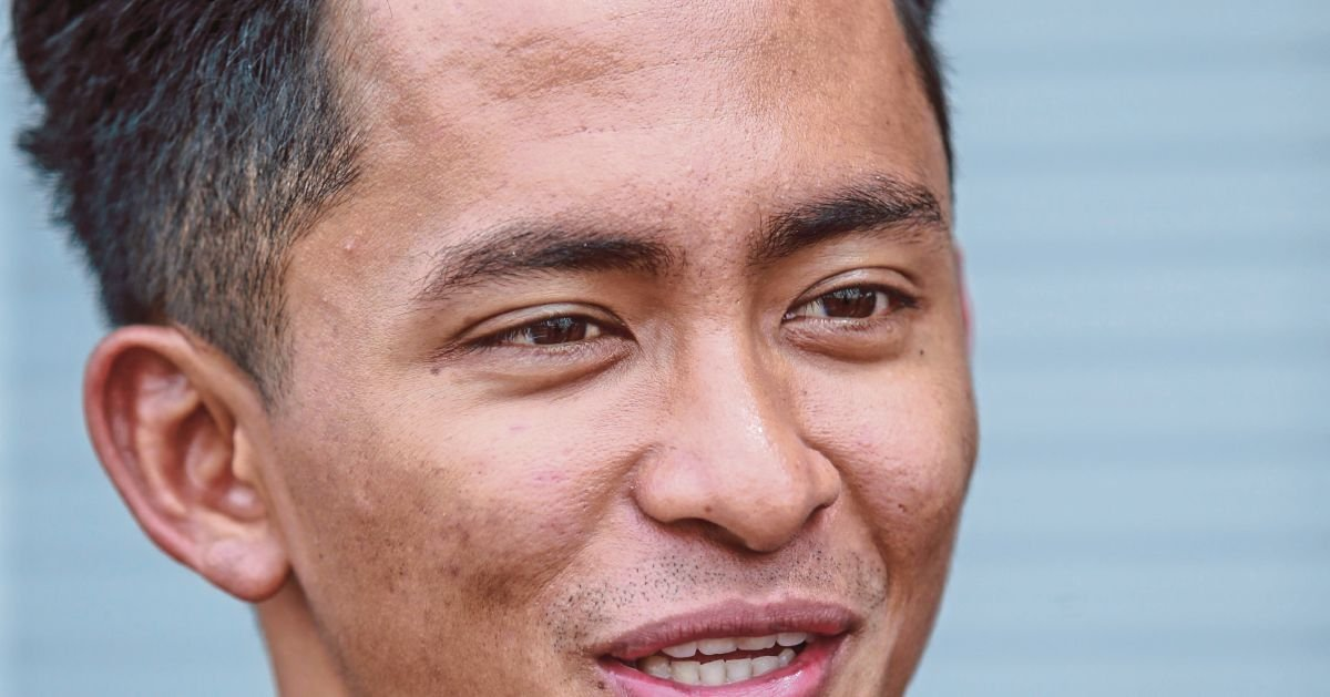Zulfahmi excited to share and teach