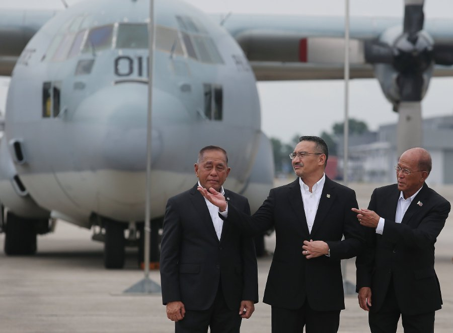 Malaysia, Indonesia, Philippines Launch Joint Air Patrol Operation