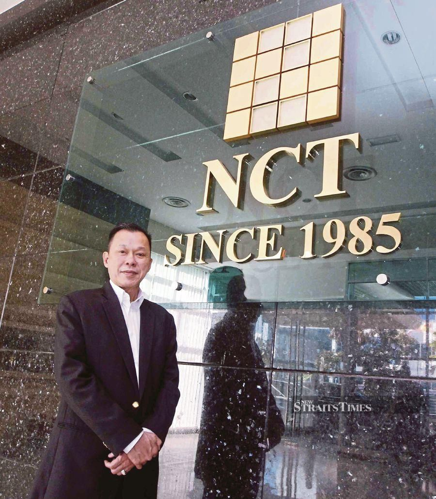 NCT Group of Companies founder and group managing director Datuk Seri Yap Ngan Choy says as one of the biggest revenue contributors to Malaysia, tourism industry is expected to continue experiencing robust growth and this would bode well for the property firm.NST pix by Saifullizan Tamadi